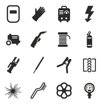 Welding Icons