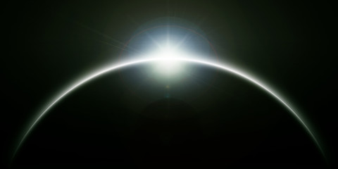 Star eclipse