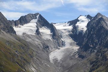 Berge bei Obergurgl
