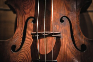 Aged musical instrument