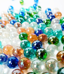 marble ball color background