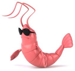 Fun shrimp
