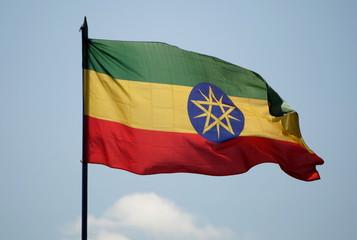 Picture of ethiopian flag