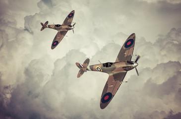 Battle of Britian scene