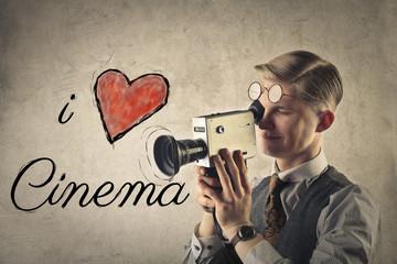 Passion for cinema