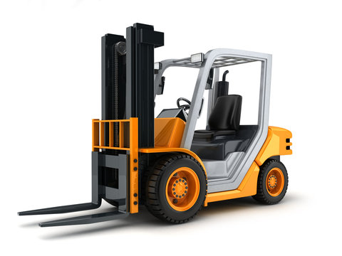 Forklift truck only