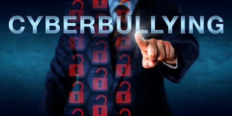 Anonymous Cyberbully Pressing CYBERBULLYING