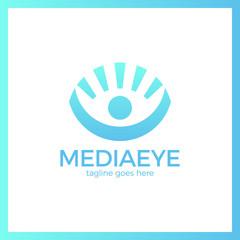 Media Eye People Logo