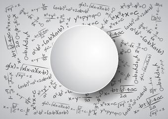 formula mathematics