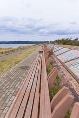 ギネス記録 世界一長いベンチ