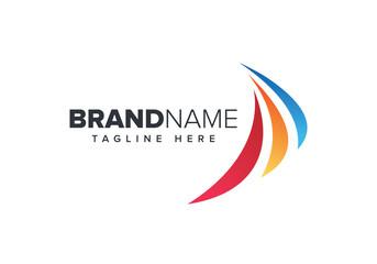 Technology Shape Logo