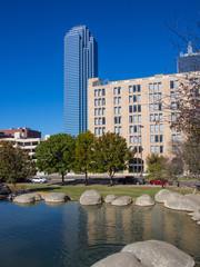 Dallas City Center Disctric