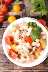 cannellini bean salad