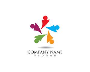 Group family logo