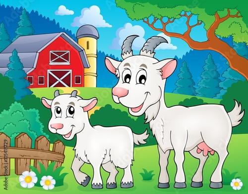Goat theme image 2