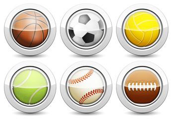 Pulsanti sport