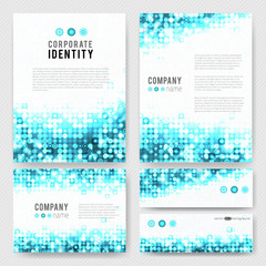 Blue circles identity-1