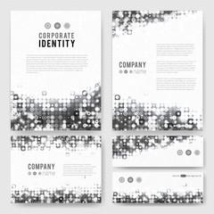Gray circles identity-1