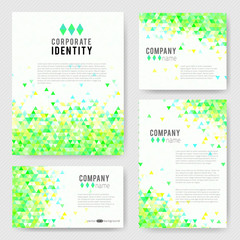 Green triangle Identity-2