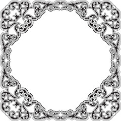 Brilliant victorian frame