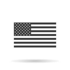 American flag icon Vector.American flag JPEG.American flag Object.American flag Picture.American flag Image.American flag Graphic.American flag Art.American flag EPS10.American flag AI