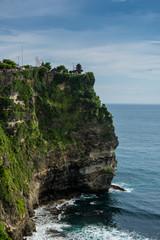 Pura Uluwatu temple on Bali Indonesia