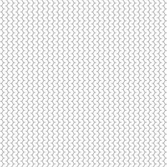 Seamless Pattern | Abstract | Lines | Black-and-White