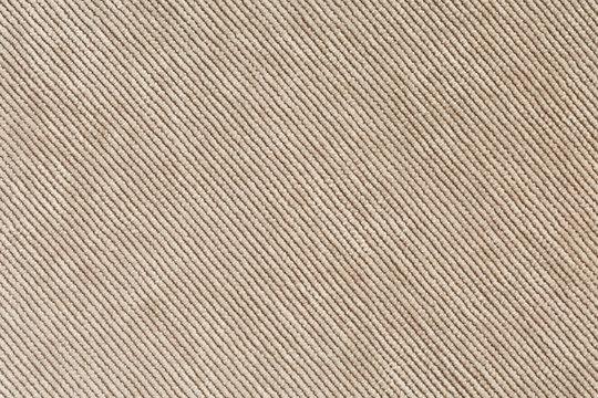 Beige Denim Texture diagonal Direction of Threads