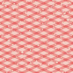 Tablecloth with dirt. Seamless Pattern