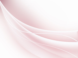 Soft pink clean abstract background