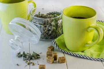 tea from herbs