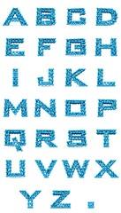 set letters alphabet