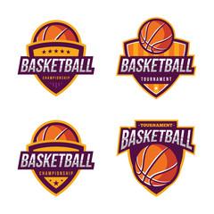 Basketball Logo, American Logo Sport