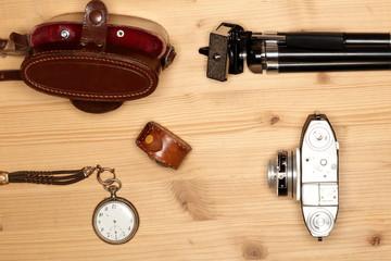 Fotografenausrüstung