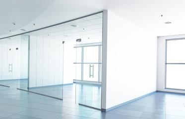 Büro-Neubau (leer)