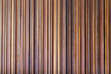Background of vintage wooden wall