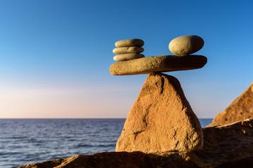 Compare of stones