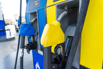 Gasoline Pump nozzles