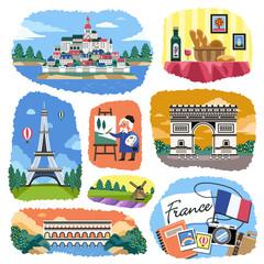 lovely France impression