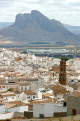 Lovers Rock, Antequera, Andalusia, Spain
