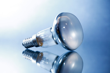 Electric Bulb Closeup