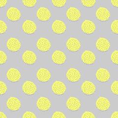 Fototapete - Retro Geometric Pattern
