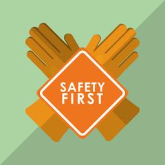 Safety icon design