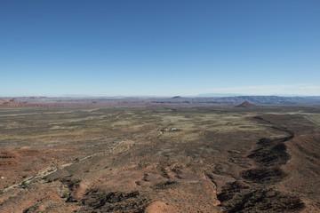 Desierto de rocas coloradas, Utah, USA