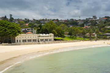 Balmoral Beach in Sydney Australia
