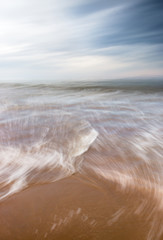 Fototapete - Swirling Sea