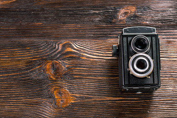 Old Fashion antique camera