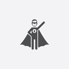 superhero icon