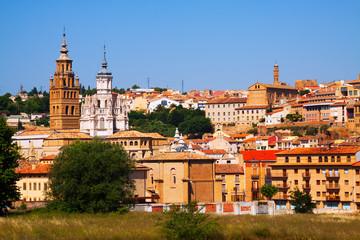historic part of Tarazona. Zaragoza