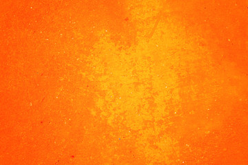 Orange abstract background texture. Blank for design, dark orang